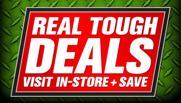 Real Tough Deals