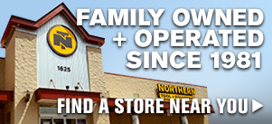 Family Owned + Operated Since 1981 - Find a Store Near You