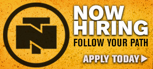 Now Hiring | Apply Today